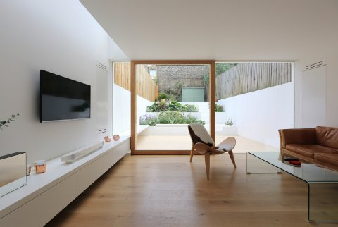 Extension to a Private House  Tamir Addadi Architecture